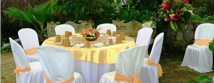Think 'Zopango Island' for your next private or corporate event!