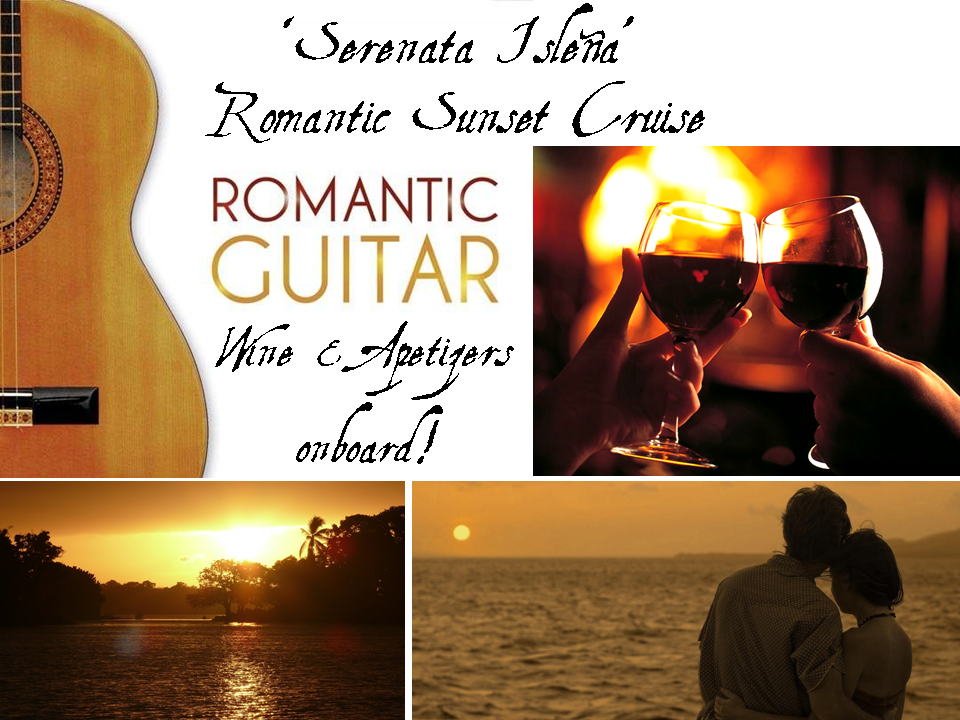 Romantic Sunset Tour 'Serenata Isleña'... (Islander Serenade)