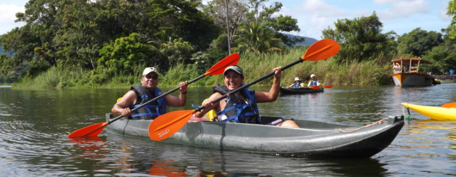 ´Sit-on-top´ Kayak tours and rental